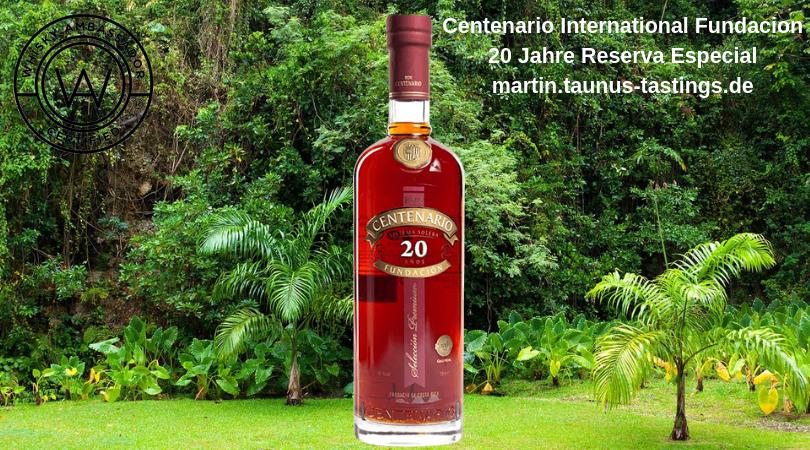 Centenario International Fundacion 20 Jahre Reserva Especial