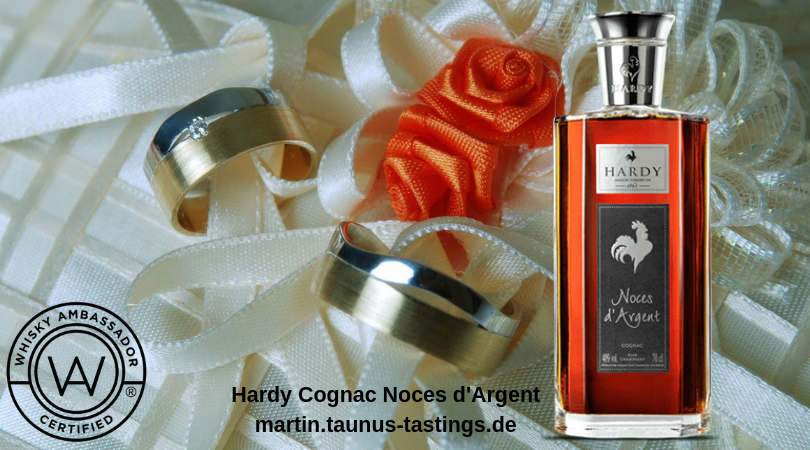 Hardy Cognac Noces d'Argent