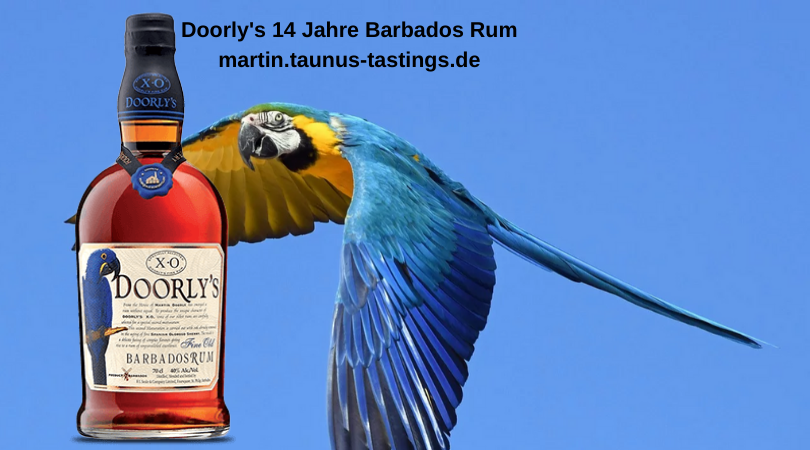Doorly's 14 Jahre Barbados Rum