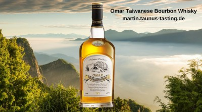 Omar Taiwanese Bourbon