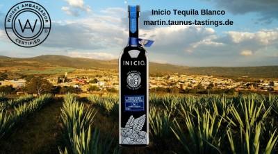 Inicio Tequila Blanco