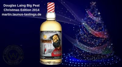 Douglas Laing Big Peat Christmas Edition 2014