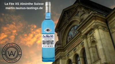 La Fée XS Absinthe Suisse