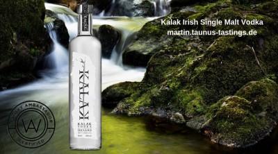 Kalak Irish Single Malt Vodka