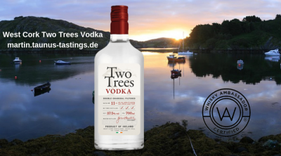 West Cork Two Trees Vodka