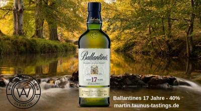 Ballantines 17 Jahre - 40%